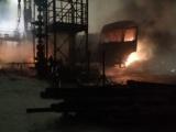 В правительстве Приангарья заявили, что возгорание на скважине в Усть-Кутском районе не угрожает лесу и поселкам