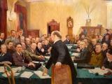 Сколько евреев было в первом советском правительстве?