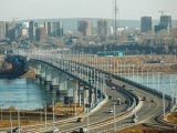Новую развязку построят в Иркутске для запуска общественного транспорта по Академическому мосту