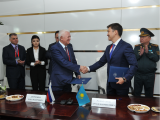 Предприятие «Казспецэкспорт» и корпорация «Иркут» подписали контракт на поставку новой партии самолетов Су-30СМ в Республику Казахстан