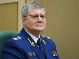 Юрий Чайка покинул пост Генпрокурора России